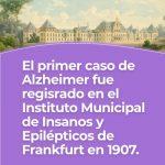 El primer caso de Alzheimer