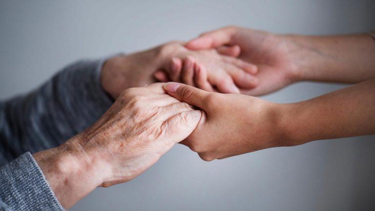 Un plataforma para el cuidador