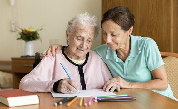 Enfermería de Alzheimer