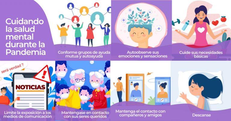 Cuidar la salud mental de los que cuidan durante la pandemia