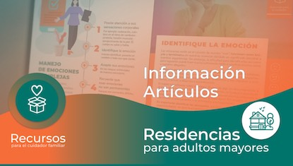 Articulos sobre Residencias para Adultos Mayores