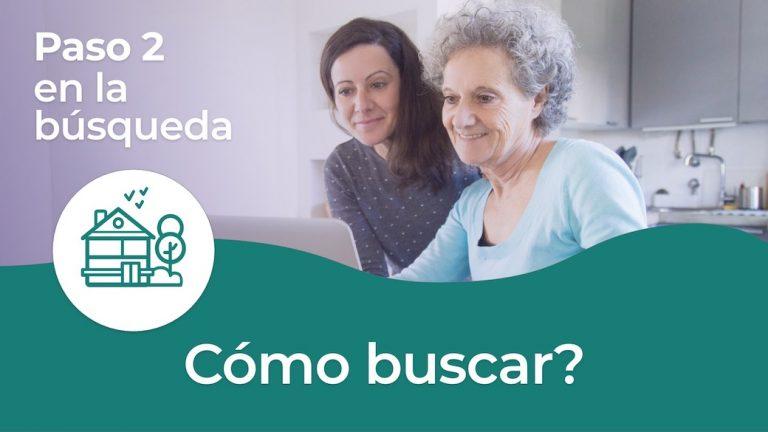 2ndo Paso en la búsqueda de una residencia para adultos mayores en Caba