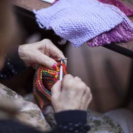 actividades con adultos mayores en residencias geriatricas
