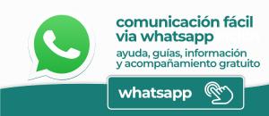 comunicar con el PORTALGERIATRICO para buscar geriatricos whatsapp