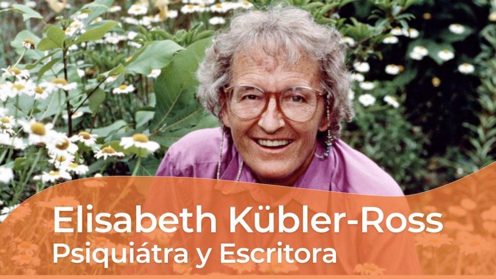 Elisabeth Kübler-Ross especialista en duelo