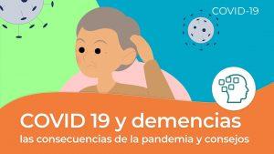 Alzheimer y otras demencias durante la pandemia del covid