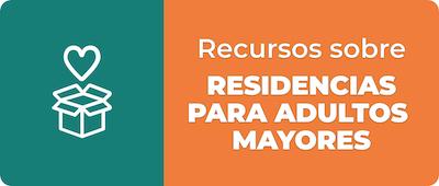Recursos Residencias Adultos Mayores