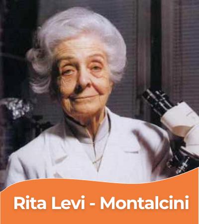 Rita Montalcini sobre adultos mayores en residencias geriatricas