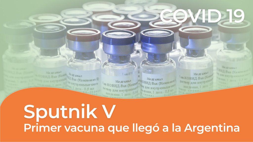 COVID 19 primer vaccinacion