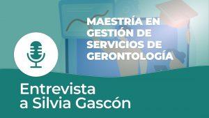 Maestria en servicios para geriatricos