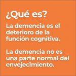 Qué es la demencia