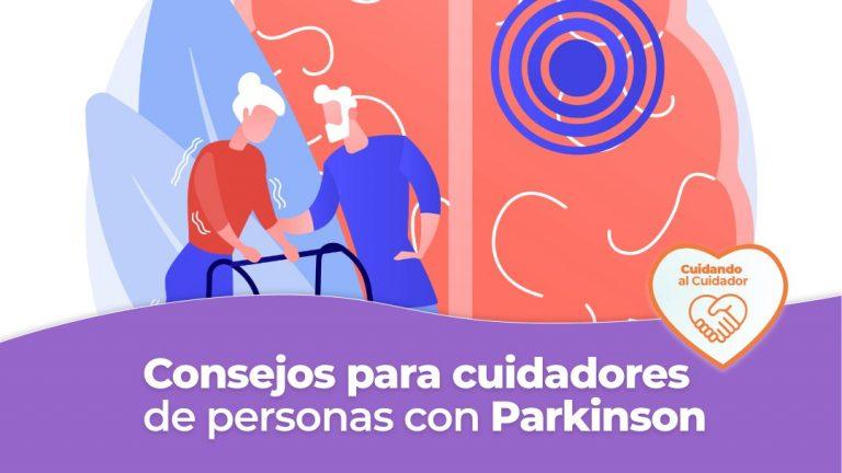 Consejos de enfermería para personas con la enfermedad de Parkinson