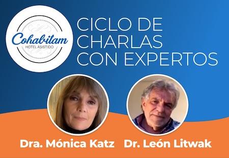 Ciclo de charlas con expertos sobre Obesidad en el adulto mayor