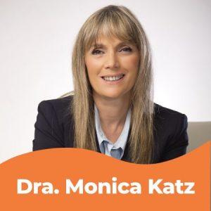 Dra Monica Katz experta en nutrición y obesidad